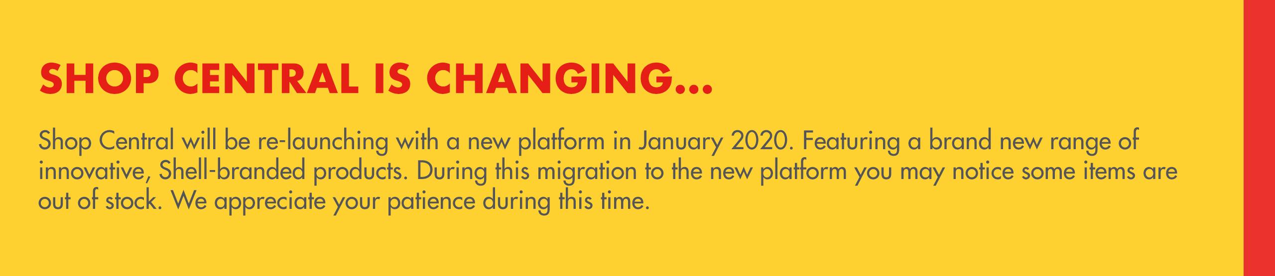 Migration banner