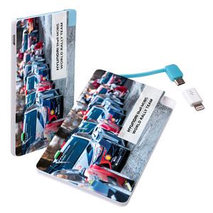 2017 credit card powerbank