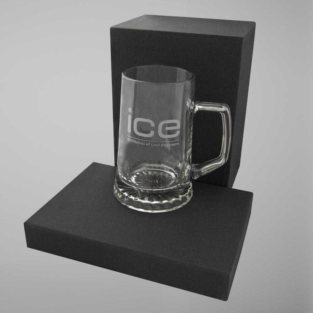Ice pint glass 003