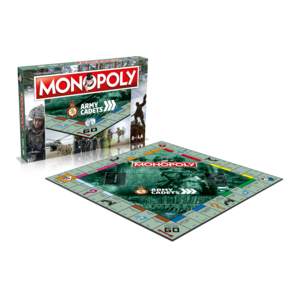 Army Cadets Monopoly